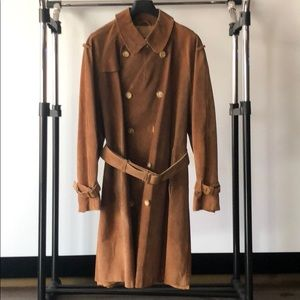Vintage Saks Fifth Avenue Trench